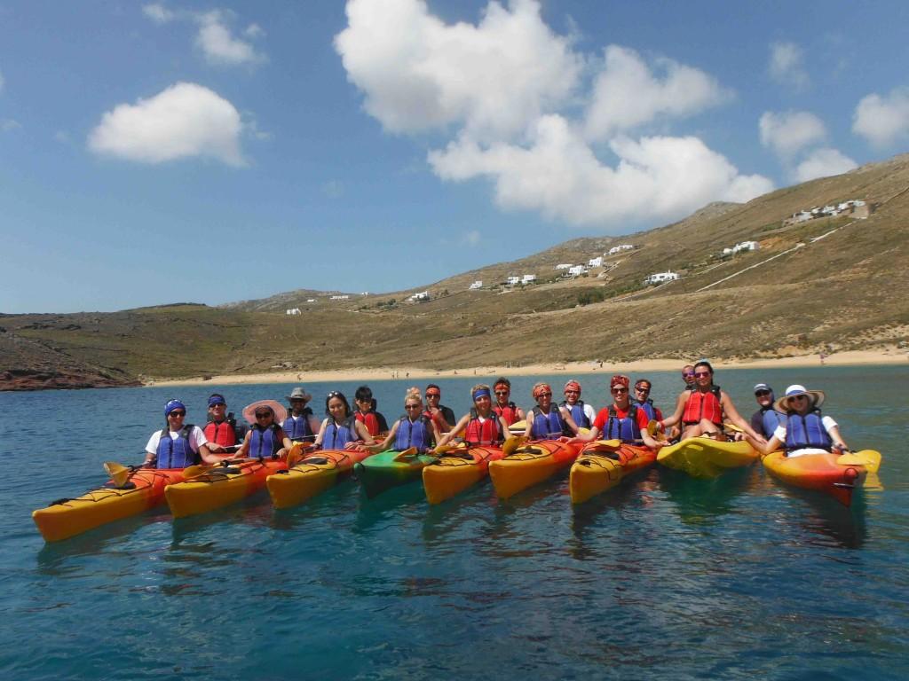 Mykonos Sea Kayak-3
