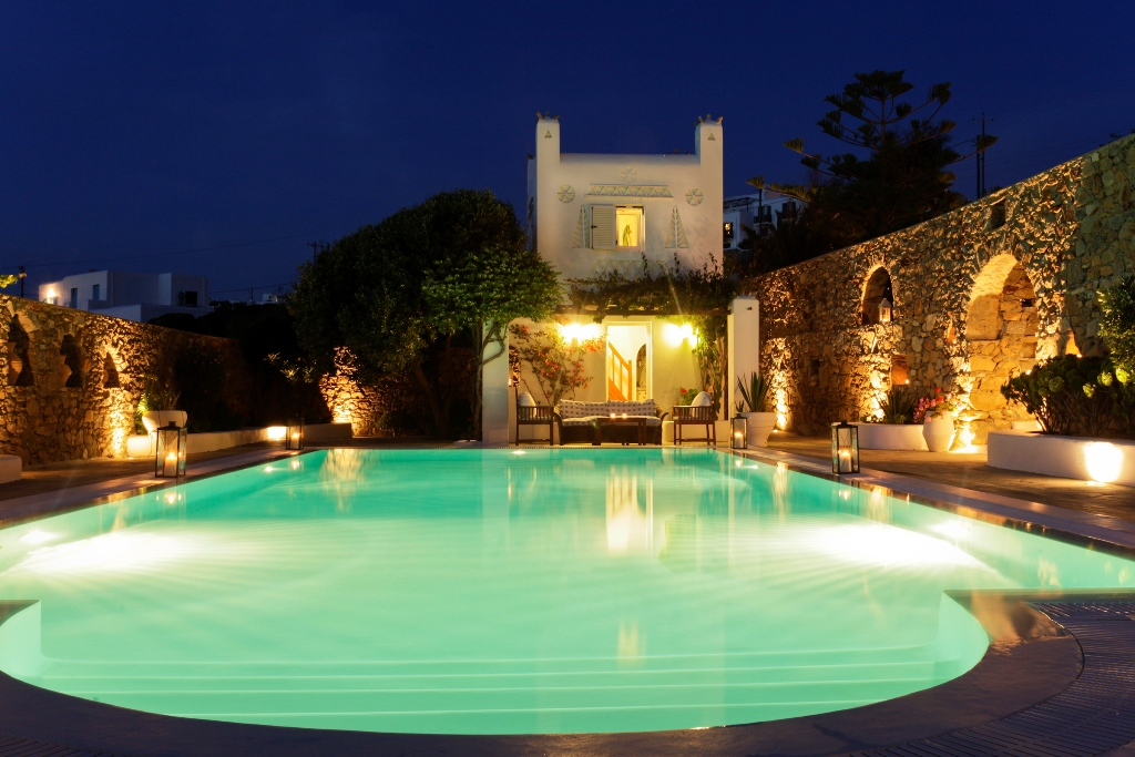 World luxury hotel awards the best luxury villa with a for Top ten luxury hotels in the world