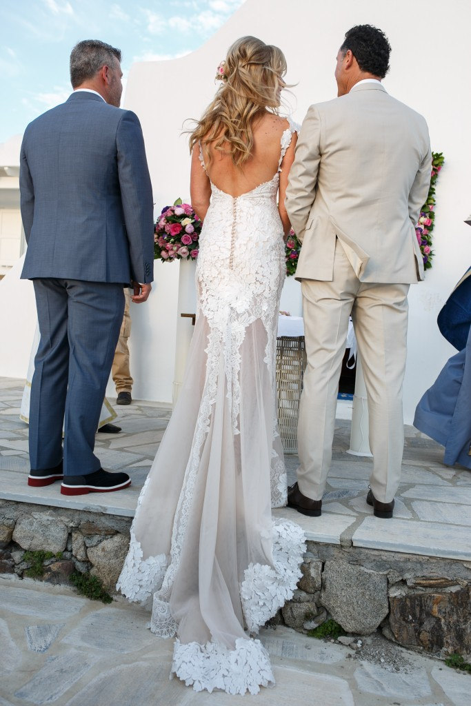 Mykonos Wedding planner