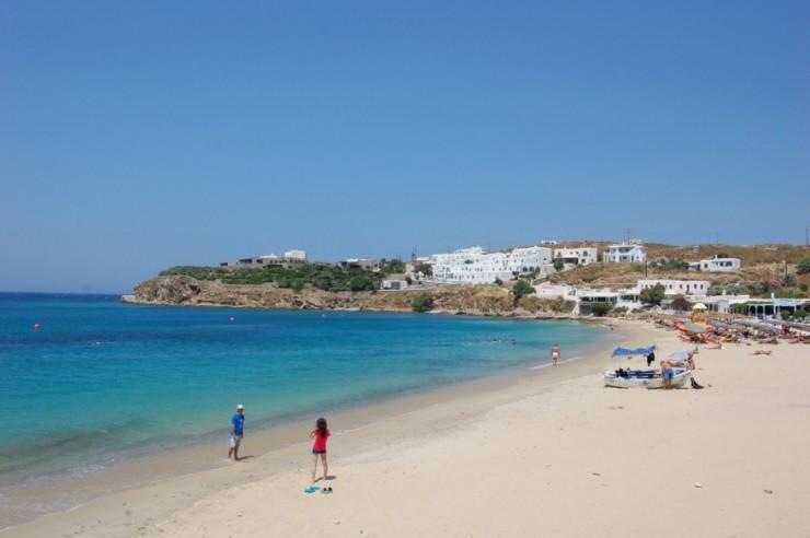 Ag.Stefanos beach