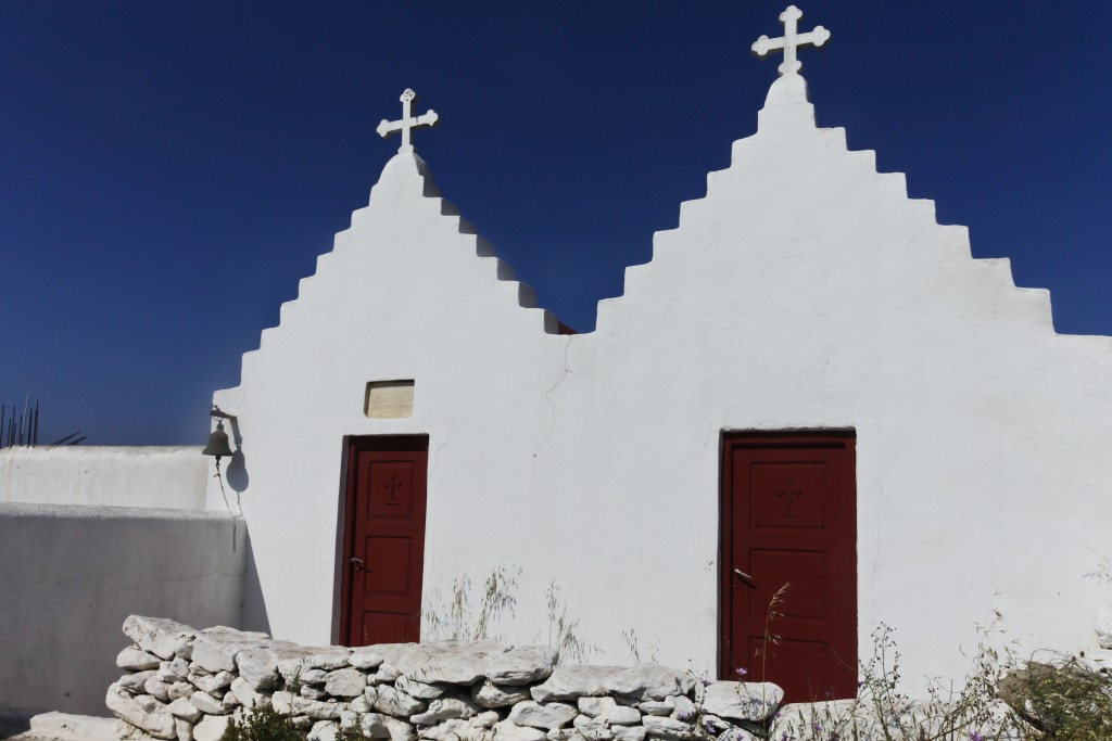 famous churches and monasteries of mykonos