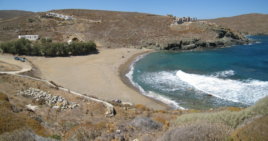 Best Island Beaches For Partying Mykonos St Barts: Top Secret Beaches Of Mykonos