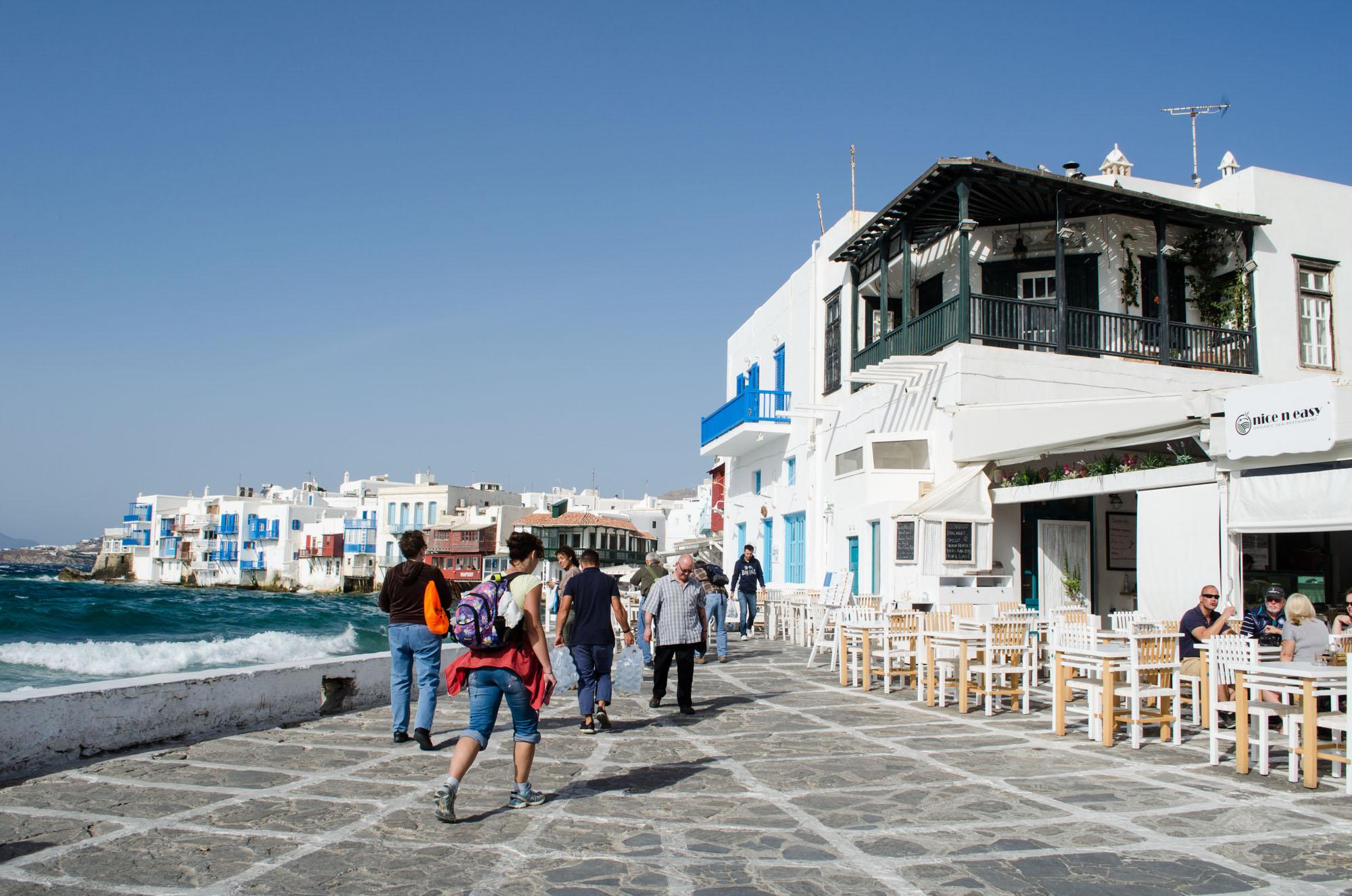 Best Island Beaches For Partying Mykonos St Barts: How To Get Around Mykonos