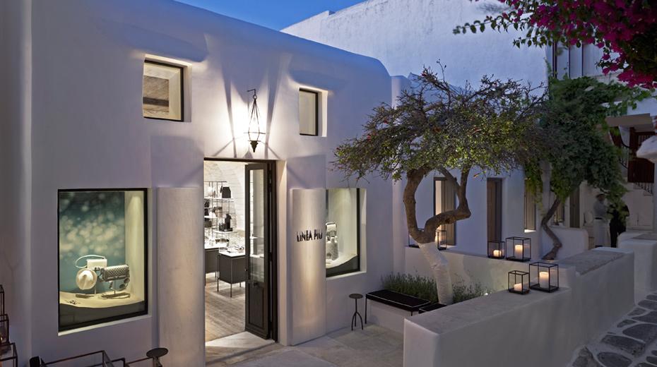 Luxury Boutiques On Mykonos Luxury Villa In Mykonos