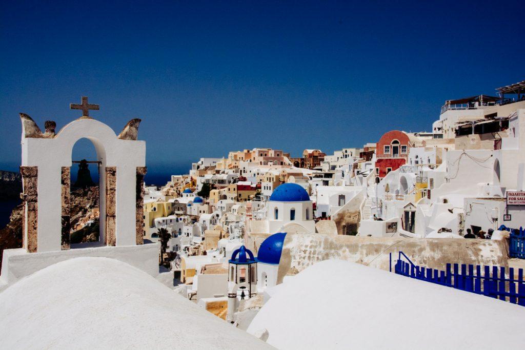 Villages of Santorini
