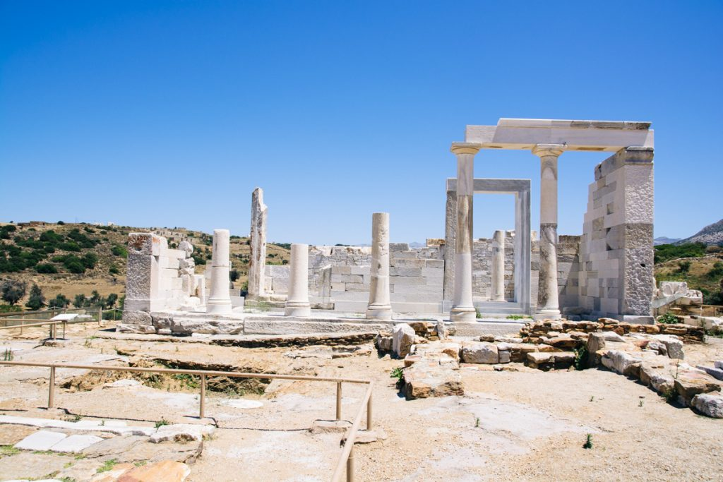Ancient Temples of Naxos