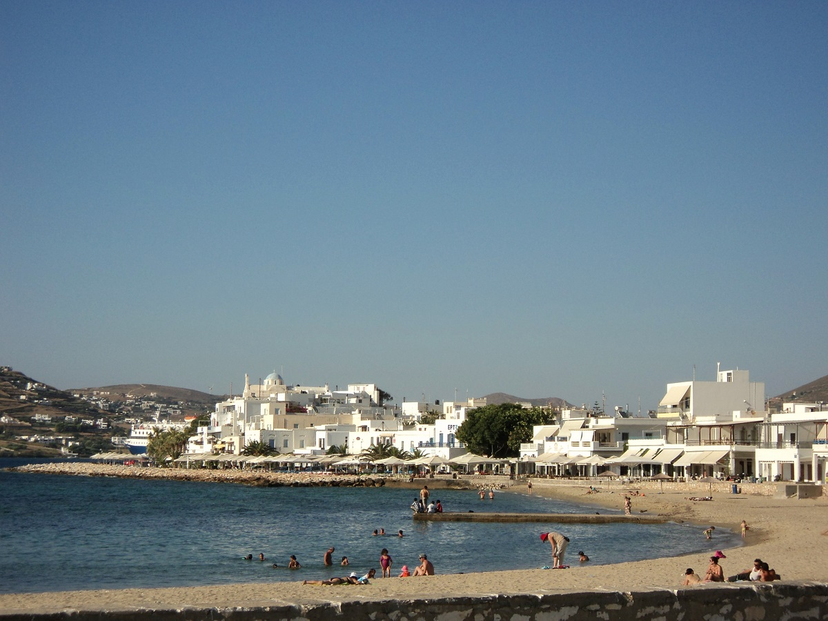 Things to do in Naoussa Paros