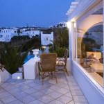 Exterior Villa Hurmuses, Mykonos, Greece. Website: www.mykonosvilla.com