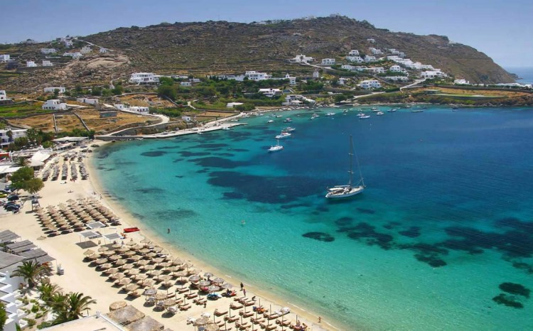 Top Family Friendly Beaches In Mykonos