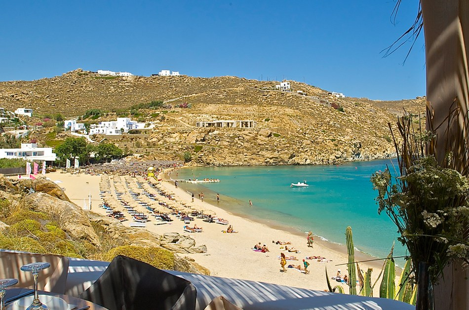 Best Beach Bars in Mykonos